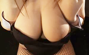 松本菜奈実♡おっぱい100cm超えの超巨乳グラドルの乳首や乳輪…色んな部分が露に