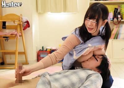 斉藤みゆ♡出会いがない保育士さんは欲求不満のヤリマン巨乳女子だった