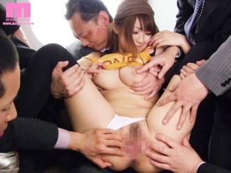 北川瞳♡男達に強制性交された高飛車で生意気な巨乳女が完全屈服
