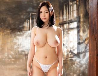 吉根ゆりあ♡東京のソープランド街で予約が1年先まで埋まっていた爆乳ソープ嬢がようやくAVデビュー